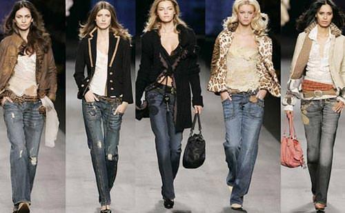Тенденции джинсовой моды осень-зима 2013/2014 Image