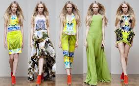 Мода лето 2013 года
