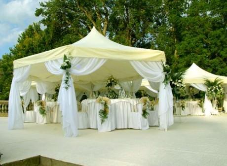 Модный свадебный банкет