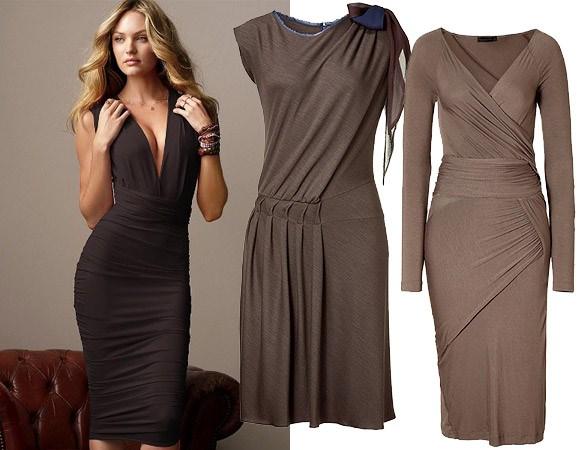 Как выбрать трикотажное платье?