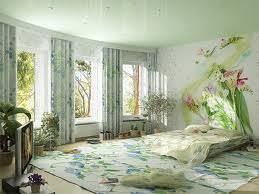 Элегантный интерьер спальни и постельное белье Image