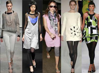 Леггинсы и современная мода