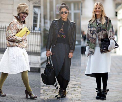 Мода для полных осень-зима 2013-2014 Image