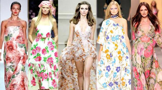 Лучшие платья весенне-летнего сезона 2013 Image