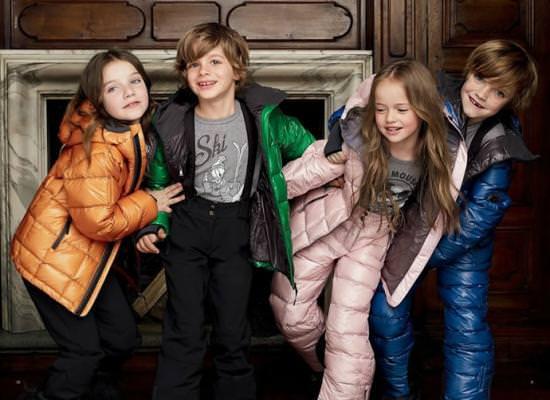 Модная одежда для детей на осень 2013 и зиму 2014 года Image