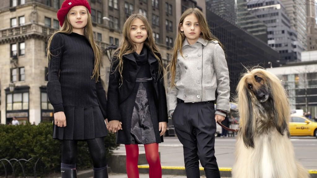 Мода от детей Image