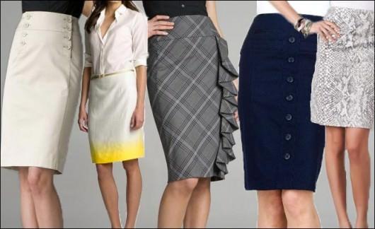 Все о юбках для очаровательных особ