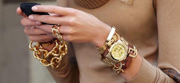 Как носить браслеты Image