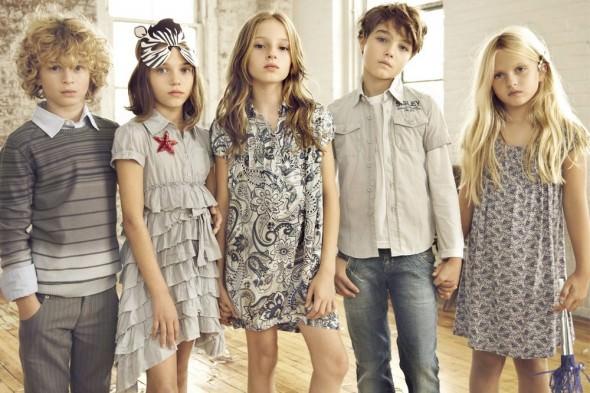 Мода от детей