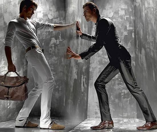 Мода на элегантных мужчин Image