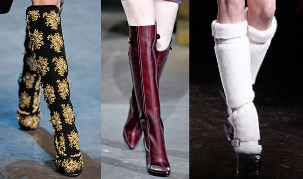 Модная обувь-2013: что актуально и как выбирать