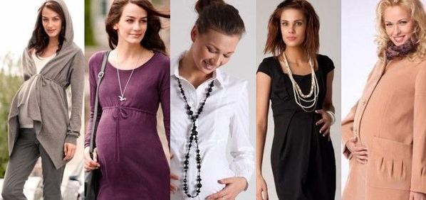 Мода для беременных Image