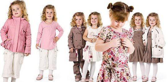 Модная детская одежда Image