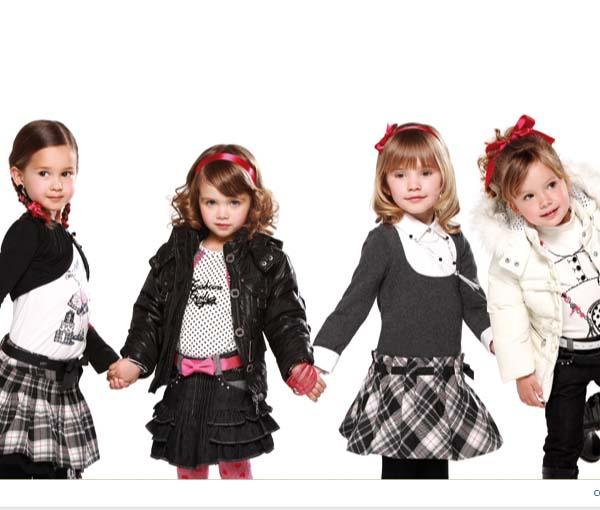 Модная одежда для детей на осень 2013 и зиму 2014 года