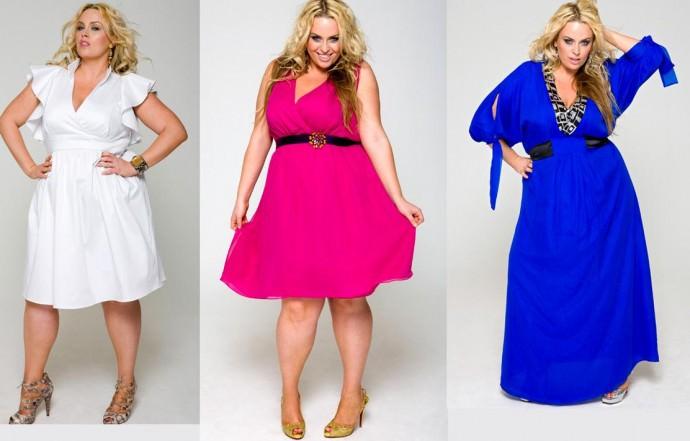 Прямо с подиума! Модные тенденции лета 2013 2014 для полных. Image