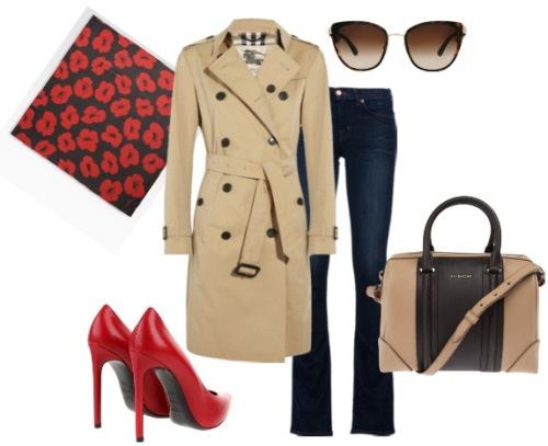 Модный гардероб осени 2013