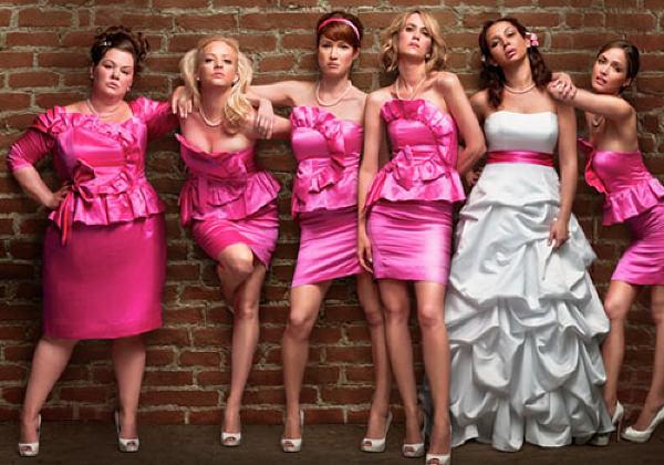 Какие платья должны быть у подружек невесты Image