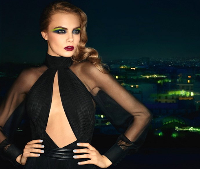 Косметика и макияж 2013. Эхо 60-х Image