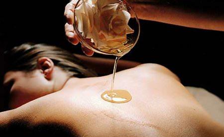 Медовый массаж Image
