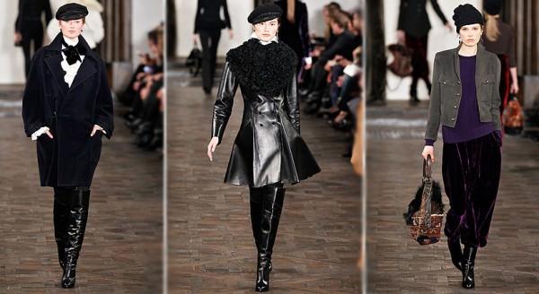 Модные тенденции осень-зима 2013-2014 Image