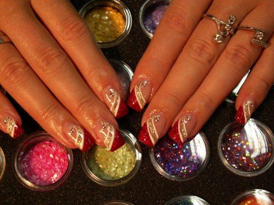 Модные дизайны для ногтей 2013!   Мода ...: fashionly.ru/modnye-dizajny-dlya-nogtej-2013