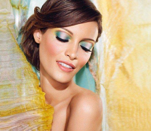 Косметика и макияж 2013. Эхо 60-х