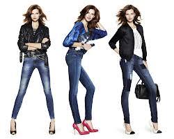 Джинсовая мода в 2013