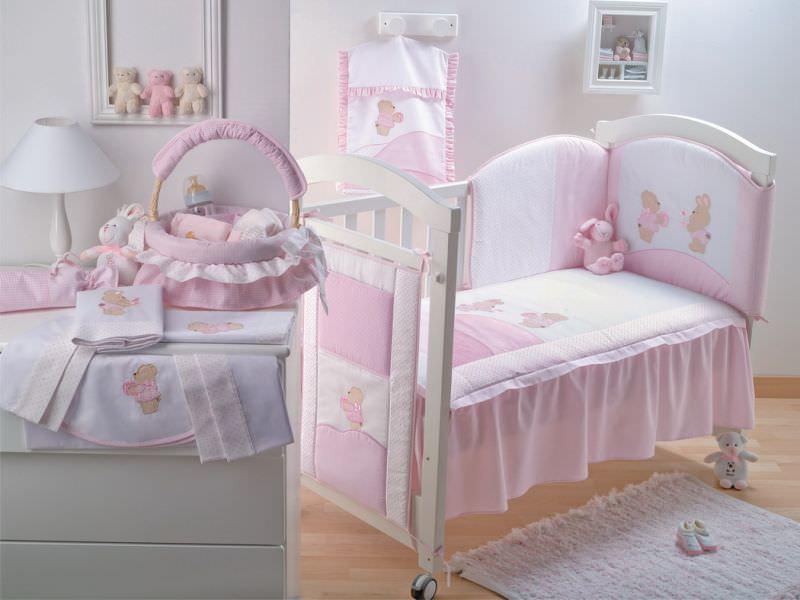 Приятные хлопоты: приданое для малыша