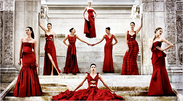Мода – это всегда удивительно