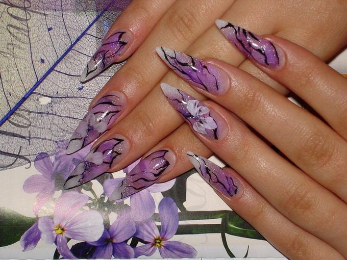 Наращивание ногтей 3