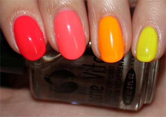 Neon-Skittle-Ombre-Manicure-Swatch