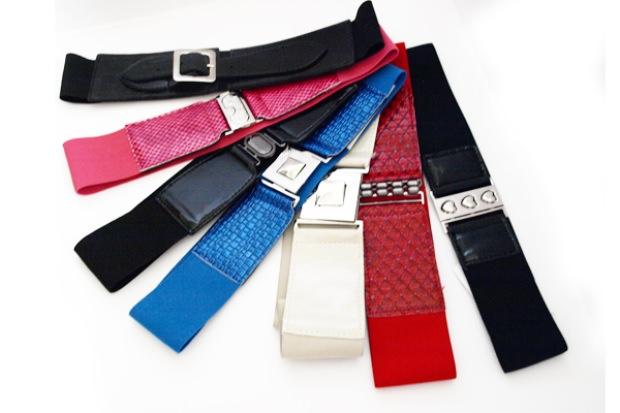 Модные ремни: как носить?