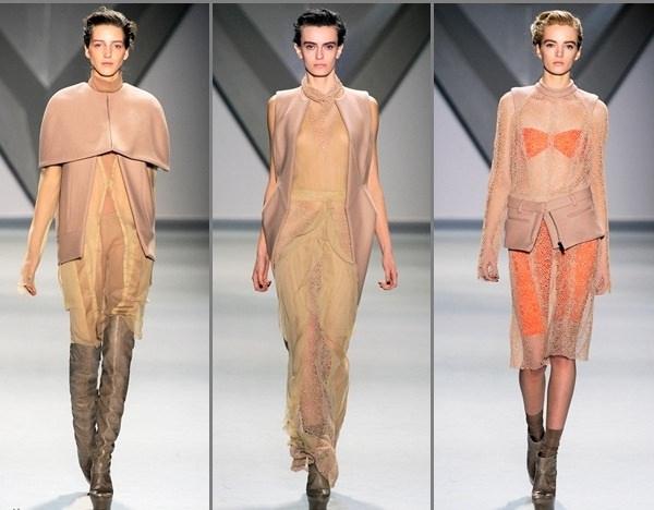 С чем носить одежду пастельных тонов — тенденции 2012! Image