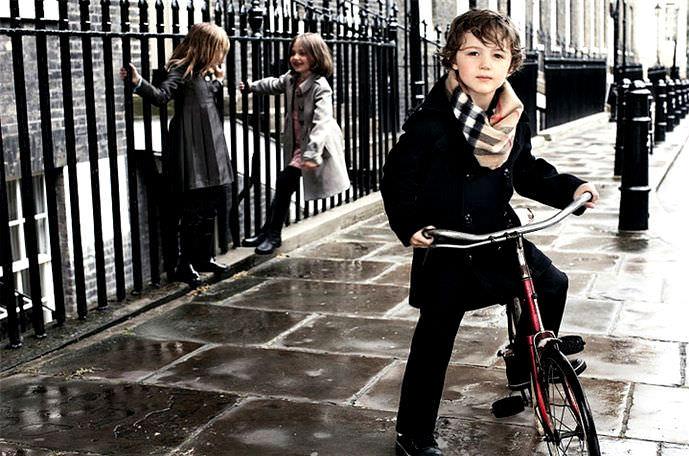 Развитие детской моды Image