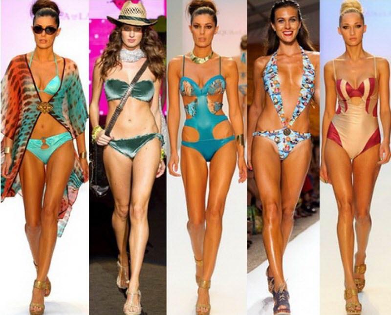 Модные и оригинальные купальники 2013 года для Королевы пляжа Image