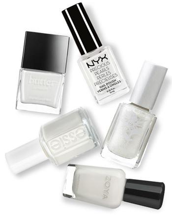 белая парфюмерия