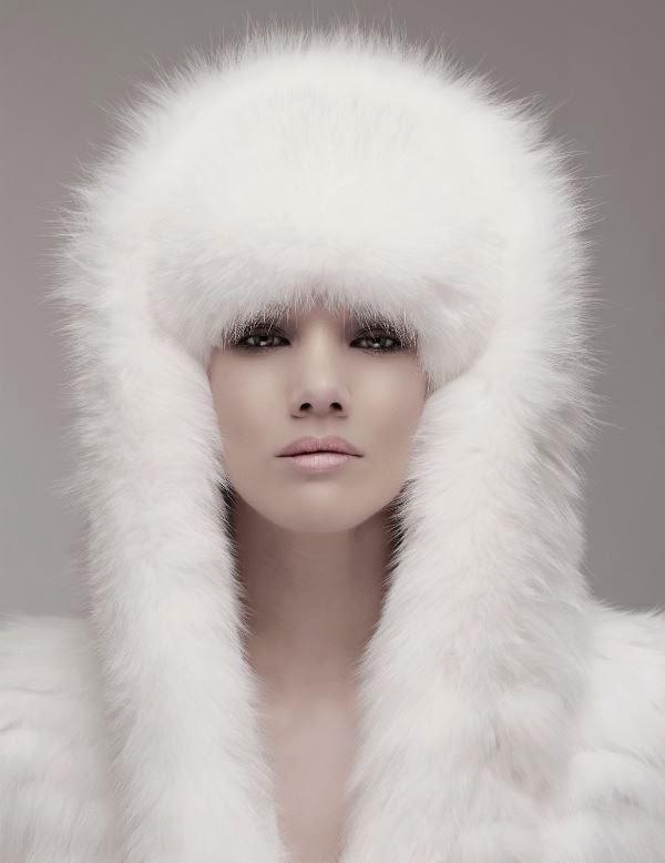 БЕЛОСНЕЖНЫЙ ЦВЕТ — один из зимних трендов! Image