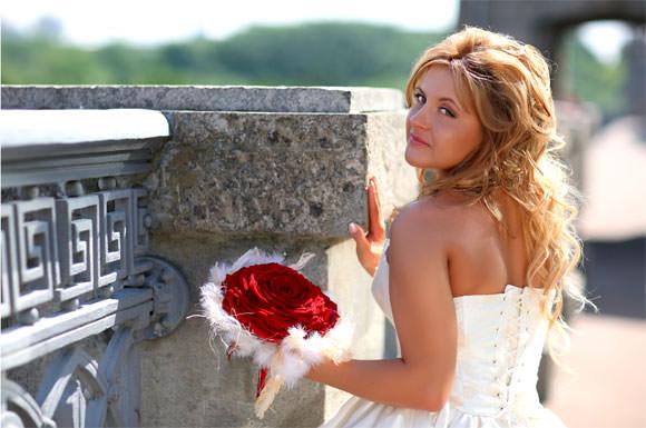 Выбираем букет невесты
