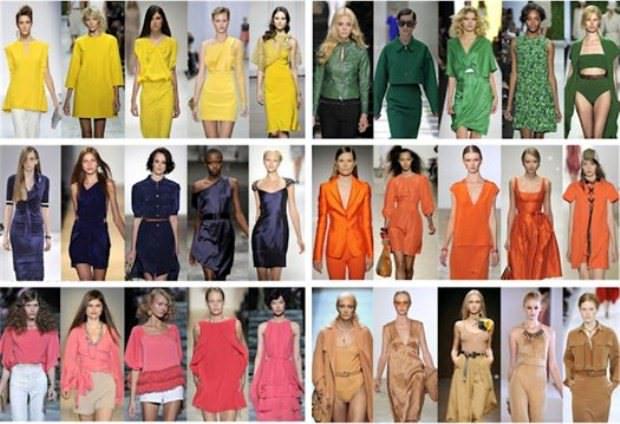 Весна 2013 — модные цвета! Image