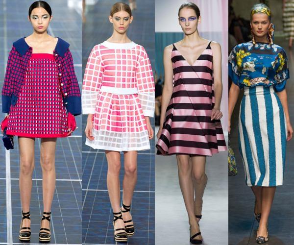 Тенденции 2013 — модная полоска! Image