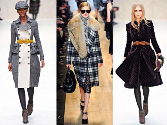 Тенденции моды 2012-2013: Самые модные пальто сезона Image