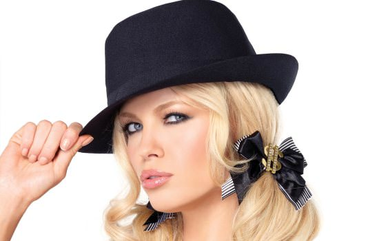 Модные советы: С чем носить мягкую фетровую шляпу? Image
