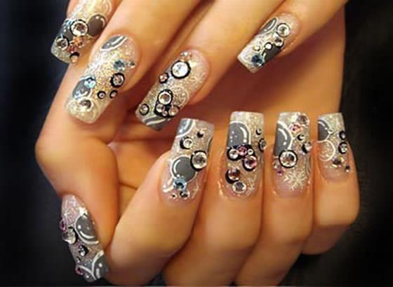 Модные дизайны для ногтей 2013! Image