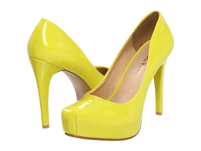Модные тенденции весны 2013: туфли какого цвета выбрать?