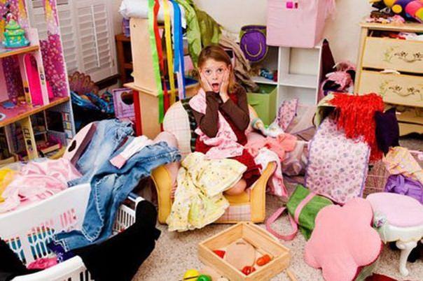 Правила детского гардероба Image