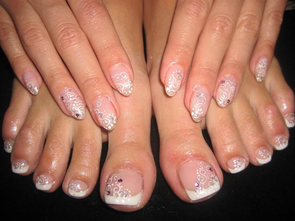 Преимущества гелевого наращивания ногтей Image