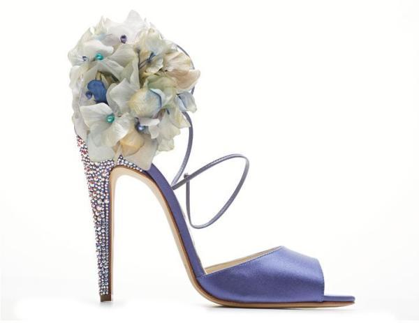 Обувь для невесты: от шпилек до балеток Image