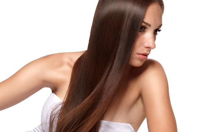 Теплое масло для волос Image