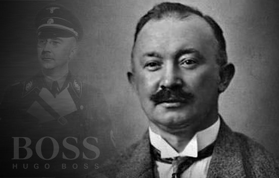 История бренда Hugo Boss Image