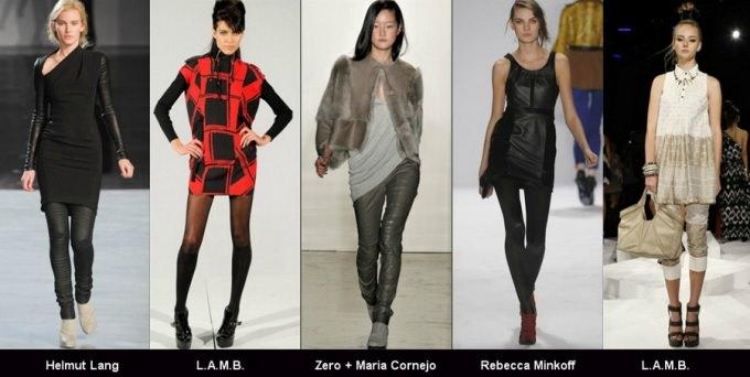 Модные туники 2012 — весна-лето Image
